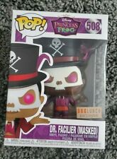 Funko Pop! The Princess and the Frog Dr. Facilier (Masked) [Box Lunch Exclusive]