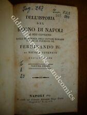DELL'ISTORIA DEL REGNO DI NAPOLI E SUO GOVERNO DALLA DECADENZA DELL'IMPERIO ROMA
