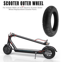 10 inch Electric Scooter Outer Tire Wheel Tyre for Xiaomi M365 Scooter Part