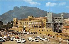 BG5533 car voiture monaco vue d ensemble de la place du palais de sas   france
