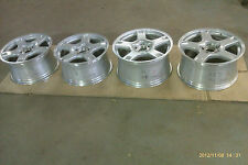 CHEVY CORVETTE 98,99,00,01,02,03,04, OR OTHER,  OEM PAINTED ALUMINUM WHEEL.