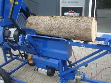 Lumag SSA 300 Sägespaltautomat Holzspalter Brennholzautomat 7 T Elektromotor 4kW