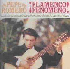 Flamenco Fenomemo 025218147026 by Pepe Romero CD