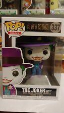 Funko Pop! Vinyl DC Comics 1989 Batman The Joker with Hat #337