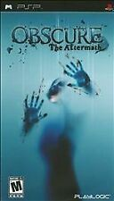 Obscure: The Aftermath, (PSP)