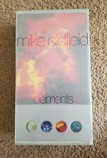 MIKE OLDFIELD ELEMENTS BOX SET 4 CD ANTHOLOGY 1993 VIRGIN REMASTERED Remaster