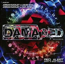 Damaged Red Alert Back 2 Back Edition 8715197013222 by Various Artists CD