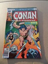 Conan The Barbarian 65 .  Marvel 1976 -  FN +
