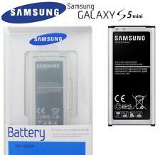 Batteria ORIGINALE SAMSUNG EB-BG800B Per GALAXY S5 Mini SM-G800F 2100mah BLISTER