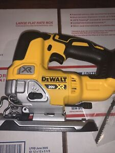 Dewalt 20v Max XR Jigsaw DCS334 Brand NEW