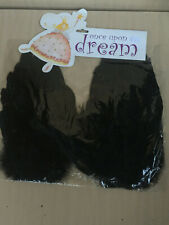 Once upon a Dream FAIRY WINGS Angel Wings girls costume black goth lgtb