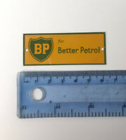 OLD BP SERVICE TAG BMC ROVER AUSTIN JAGUAR MINI MORRIS ECT
