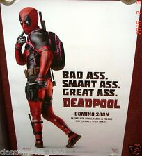 DEADPOOL(2016)  DS POSTER DOUBLE SIDED
