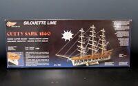 "Mantua ""Silhouette Line"" Cutty Sark. Tea Clipper Model (Art. 765), NOS, L-1880"
