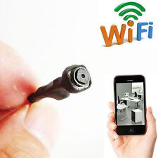 720p wireless spy WIFI tiny network IP nanny mini DIY hidden camera DVR recorder