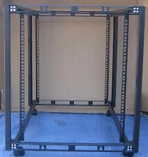 "New 12U 19"" Rackmount Server Rack with casters for Servers 35"" deep"