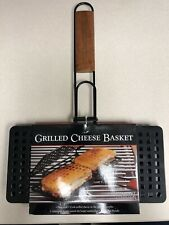 Grilled Cheese Basket Charcoal Companion.