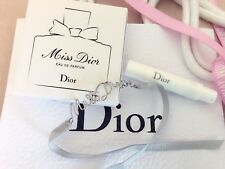 DIOR Miss Dior Ribbon Bracelet & Eau De Parfum Sample Spray 1ml VIP Gift Perfume