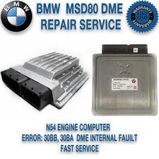 Bmw Msd80 Dme Mofset Repair Service N54 30Ba 30Bb e90 e92 e89 135i 335i 535i X5