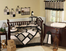Animal Safari Jungle Baby Bedding Crib Set for a Boy Girl by Sweet Jojo Designs