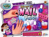 Girls Make You Own Nail Polish Varnish Make Up Beauty Toy Makeup Set Gift 5-0452