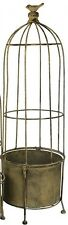 French Country  Style Rustic  Camel Iron  Bird Cage / Wishing Well    BRAND NEW