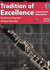 Tradition of Excellence Oboe Book 1 (W61Ob)