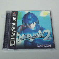 Mega Man Legends 2 (Sony PlayStation 1, 2000) R600