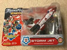 2004 Transformers Energon STORM JET Deluxe Class Figure Superion Maximus MOC