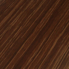 Bamboo Hardwood Hybrid Nutmeg Strand Woven Engineered Floor Sample