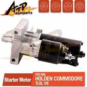 HEAVY DUTY STARTER MOTOR FOR HOLDEN COMMODORE 253 304 308 VB VC VH VK VS V8 5.0L