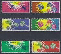 v252 Togo/ Raumfahrt   MiNr 446/51 **