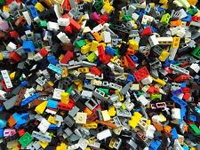 LEGO Small Mixed Color Pieces  1/4 lb Bulk Lot of Bricks Plates Specialty Pounds
