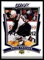 2007-08 Upper Deck MVP Keith Tkachuk #283