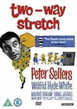 Two Way Stretch 5055201805409 With Peter Sellers DVD Region 2