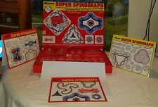 Kenner Super Spirograph Plus 50th Anniversary Commemorative Edition NEW NIB