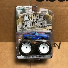 Greenlight Green Machine 1975 Ford 250 King Kong Truck Kings of Crunch 6 Chase