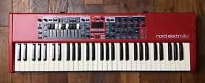 Clavia Nord Electro 6D 61 Stagepiano Synth Orgel Keyboard
