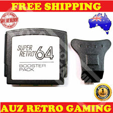 N64 Booster Jumper Pack PAK For NINTENDO 64 Console N64 Expansion Slot