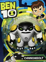 """BEN 10 CANNONBOLT Action Figure Toy 4"""" inch Gift"""