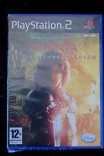 PS2 : LE CRONACHE DI NARNIA : IL PRINCIPE CASPIAN - Nuovo, risigillato, ITA !