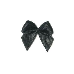 "Mini Ribbon Bows Measure 5/8"" (16mm) across x 5/8"" (16mm) high approx"