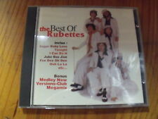 CD The Rubettes The best of Rubettes