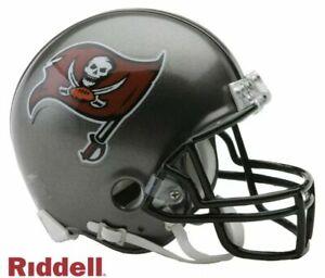 Tampa Bay Buccaneers 97-13 Throwback Riddell VSR4 Mini Helmet New in box