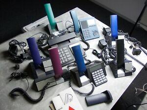 Große Sammlung B&O Festnetztelefone Beocom Bang&Olufsen
