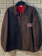 Vintage Schlitz Delivery Man Jacket
