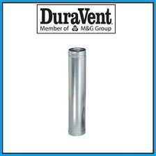 """DURAVENT DirectVent Pro - 4"""" x 6 5/8"""" Galvanized Outer 36"""" Pipe #46DVA-36"""