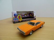 DODGE CHARGER R/T orange SCATT PACK 1/43