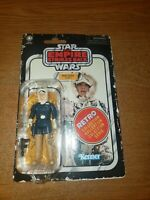 2020 Star Wars Retro Collection The Empire Strikes Back Han Solo Hoth NEW