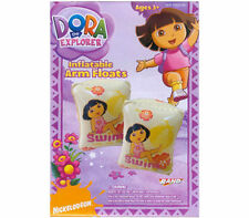 Inflatable Arm Bands Dora & Boots Age 3+ NEW Hawaii